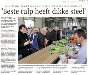 Noordhollands Dagblad 16 januari 2013